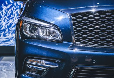 2015 Infiniti QX80 Changes