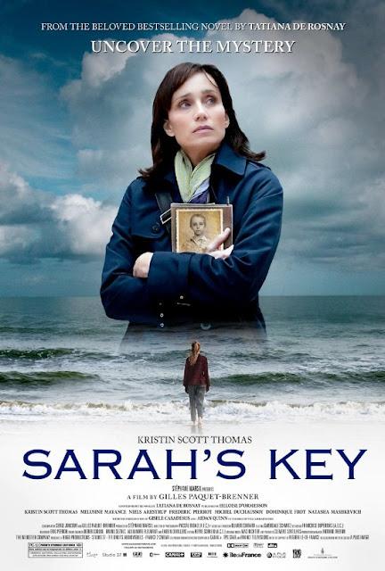 cartaz do filme A Chave de Sarah (2010)