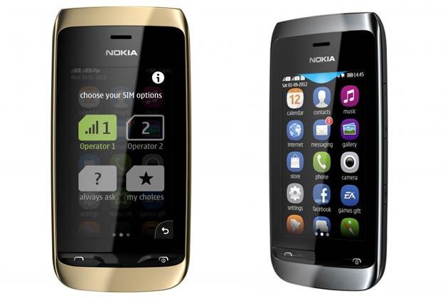 harga Nokia Asha 310