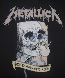 Metallica - World Magnetic Tour 2009