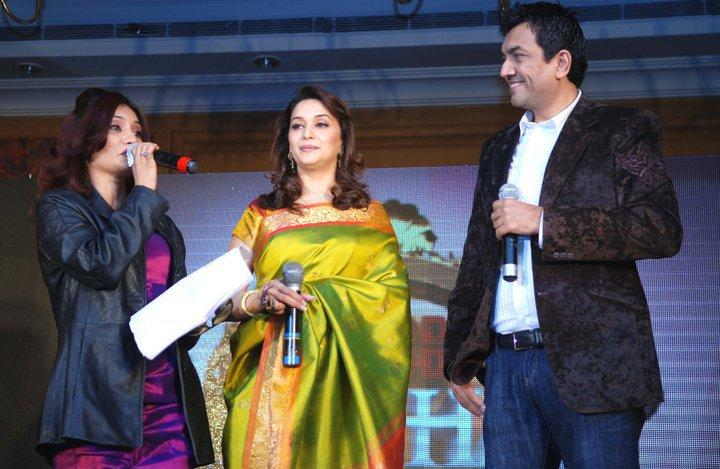 Madhuri Dixit at Maha Challenge Registrations at Indore and jaipur photos unseen pics