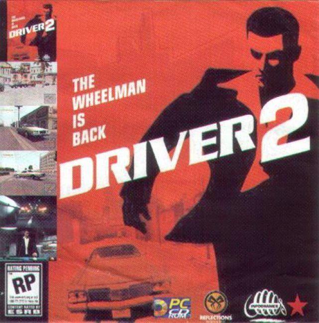 Driver 2 Psx (PC) [1 link][Mega][4Shared]