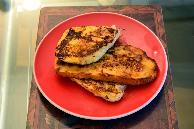 Pass the garum roman french toast when youre ready to serve cover it in honey as per the recipe cinnamon works well too and was available to the romans forumfinder Gallery