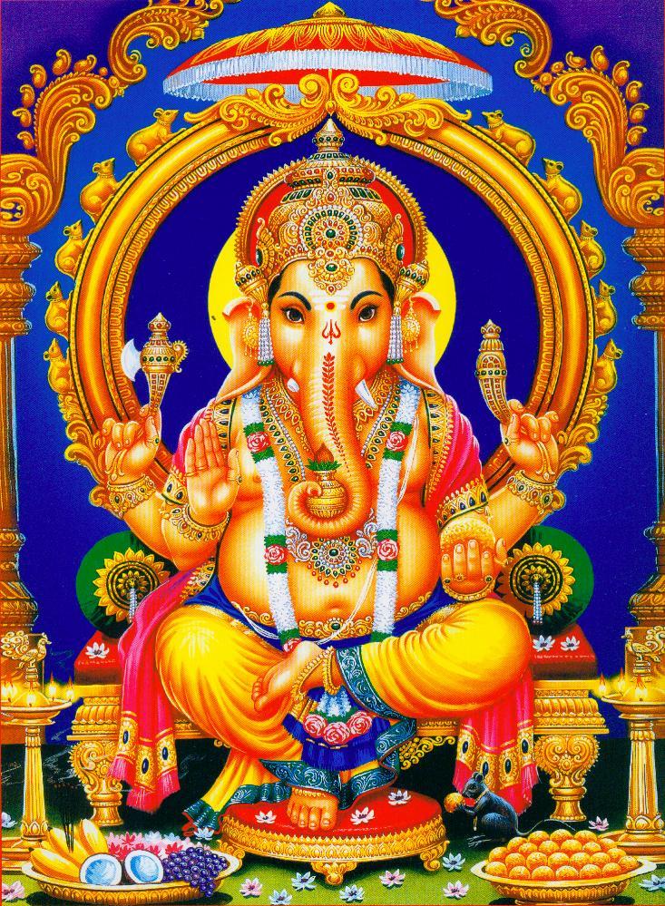 ganesha hindu god - photo #7