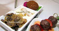 Al Amar, MIGF, menu, Pavilion