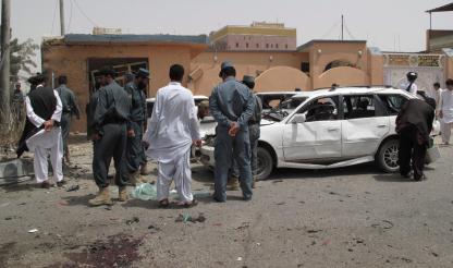 """Afeganistão: Três portugueses no quartel da ISAF """"não foram afetados"""" pelo ataque talibã"""