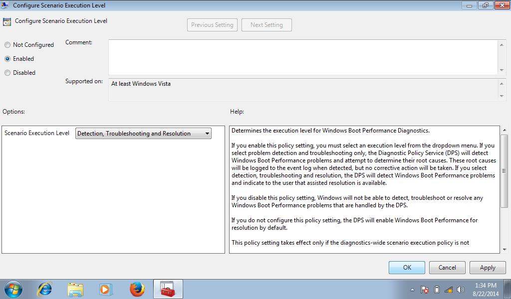 3 Langkah Mempercepat Start Up Windows 7