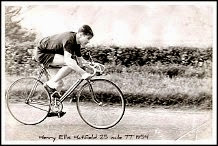 Henry Ellis Cycle Racing 1949