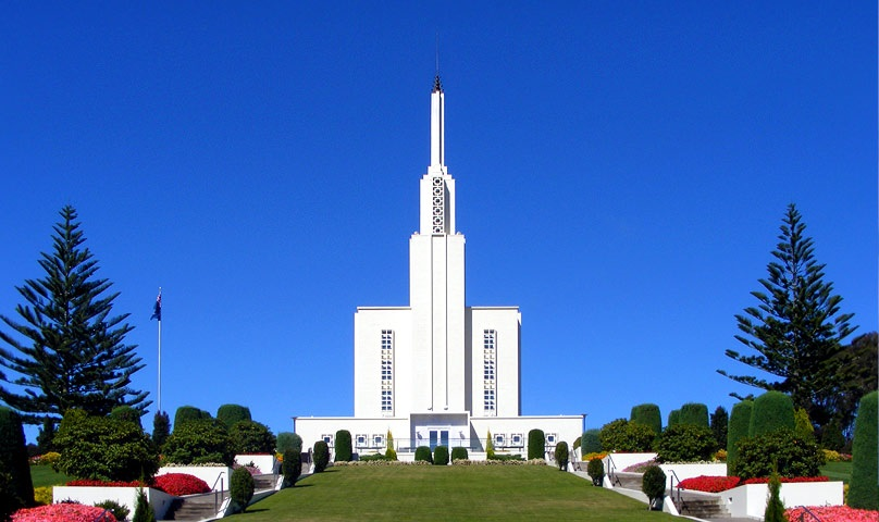 NZ Temple