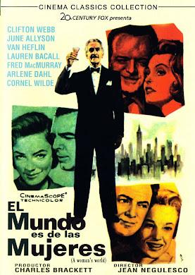 El mundo es de las mujeres (1954) Descargar y ver Online Gratis