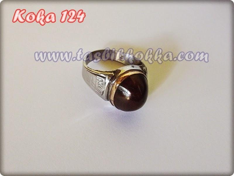Kokka cincin 124