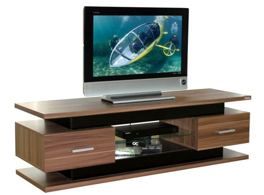 model almari tv untuk rumah minimalis terkini
