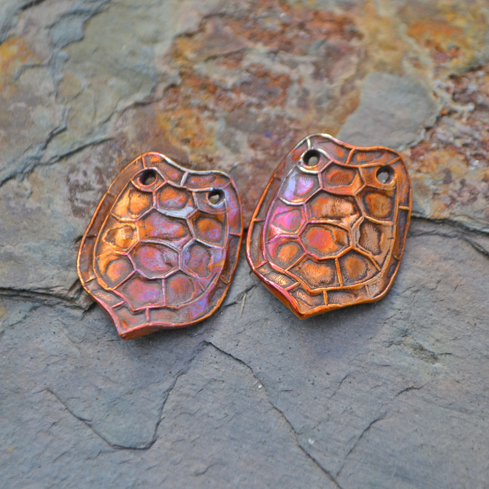 Kristi Bowman Design: Turtle Shells And Toggles