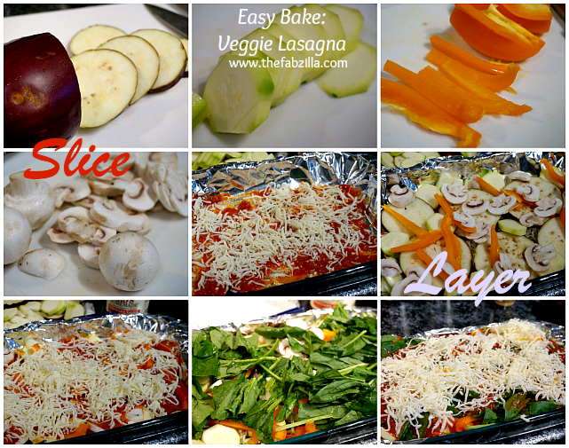 How to make vegetable lasagna, healthy eating, healthy lifestyle, vegan food
