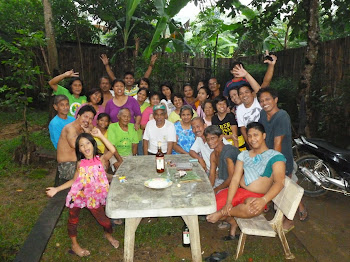 Family and friends in Philipines