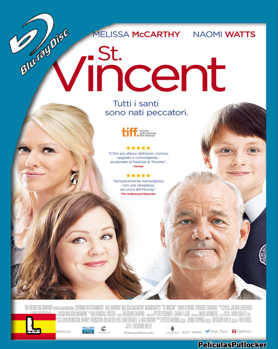 St Vincent [BrRip 720p][Latino][MG-SR-1F-RG-TB]