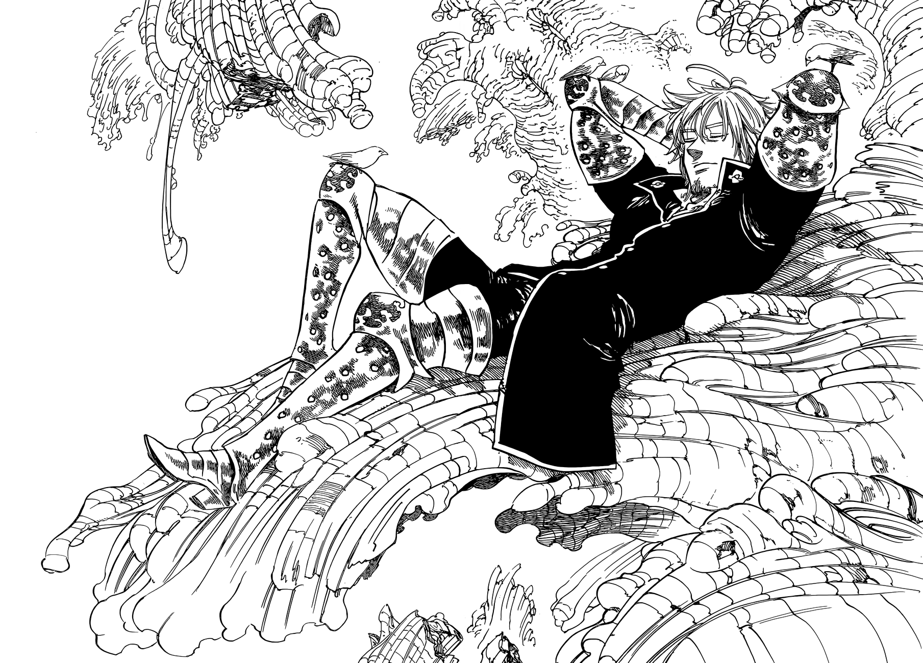 Nanatsu no Taizai - Thất Hình Đại Tội chap 113 page 19 - IZTruyenTranh.com