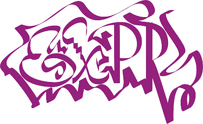 Graffiti Tags by ExPR