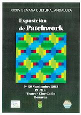 EXPOSICIÓN ENTRETELAS PATCHWORK
