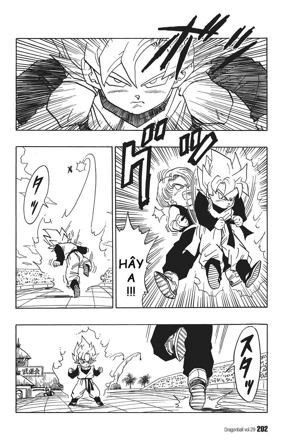 xem truyen moi - Dragon Ball Bản Vip - Bản Đẹp Nguyên Gốc Chap 434