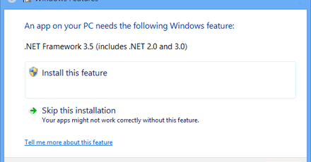 Download netframe 3.5 for windows 8