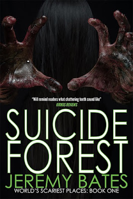 Suicide Forest, horror, Jeremy Bates