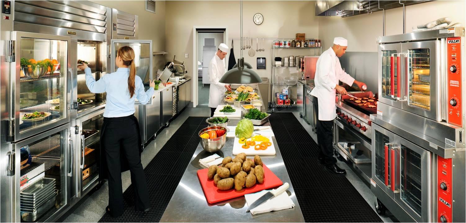 Blog culinario rd factores de riesgo de intoxicaciones en for Planos de cocina industrial