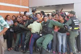 VENEZUELA / Estancamiento general