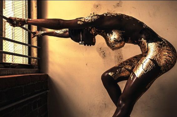 Singer Teyana Taylor gets n*ked in new photoshoot