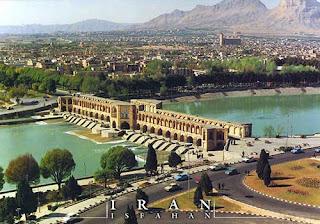 Isfahan, Iran live trip