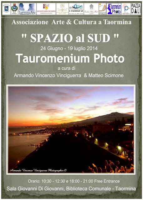"MOSTRA ""TAUROMENIUM PHOTO"""
