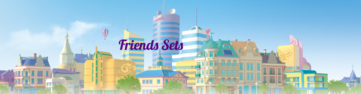Click the image below to see all Friends sets!
