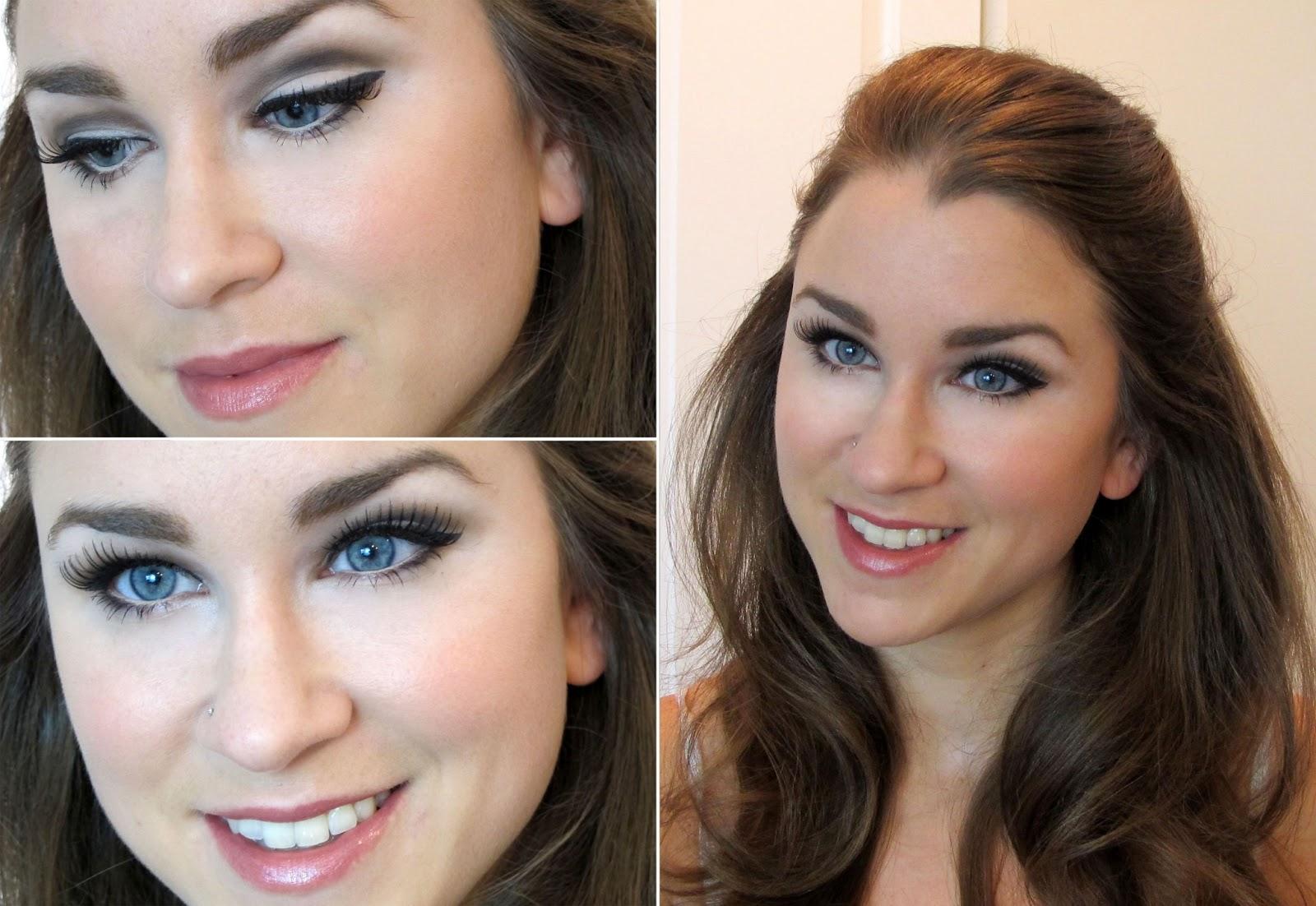 Adele Inspired Hair Makeup Naked Basics Palette