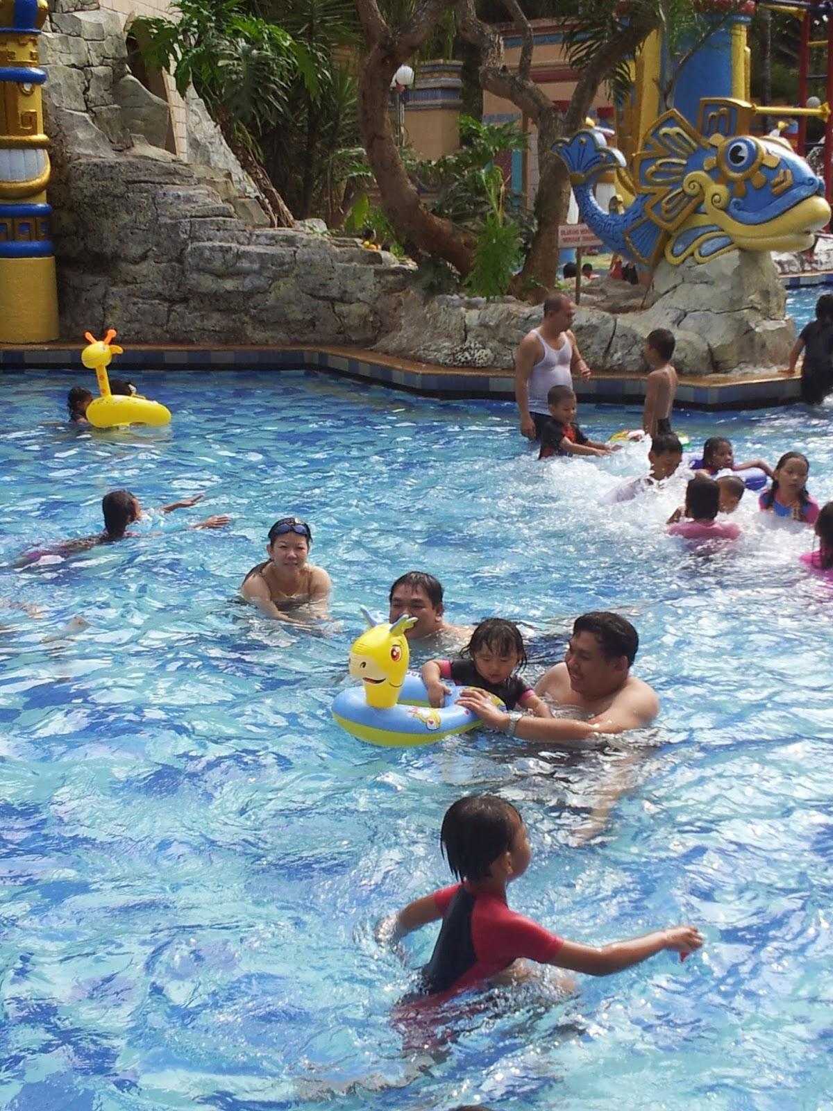 Happy Time Eldorado Waterpark Legenda Wisata Cibubur All
