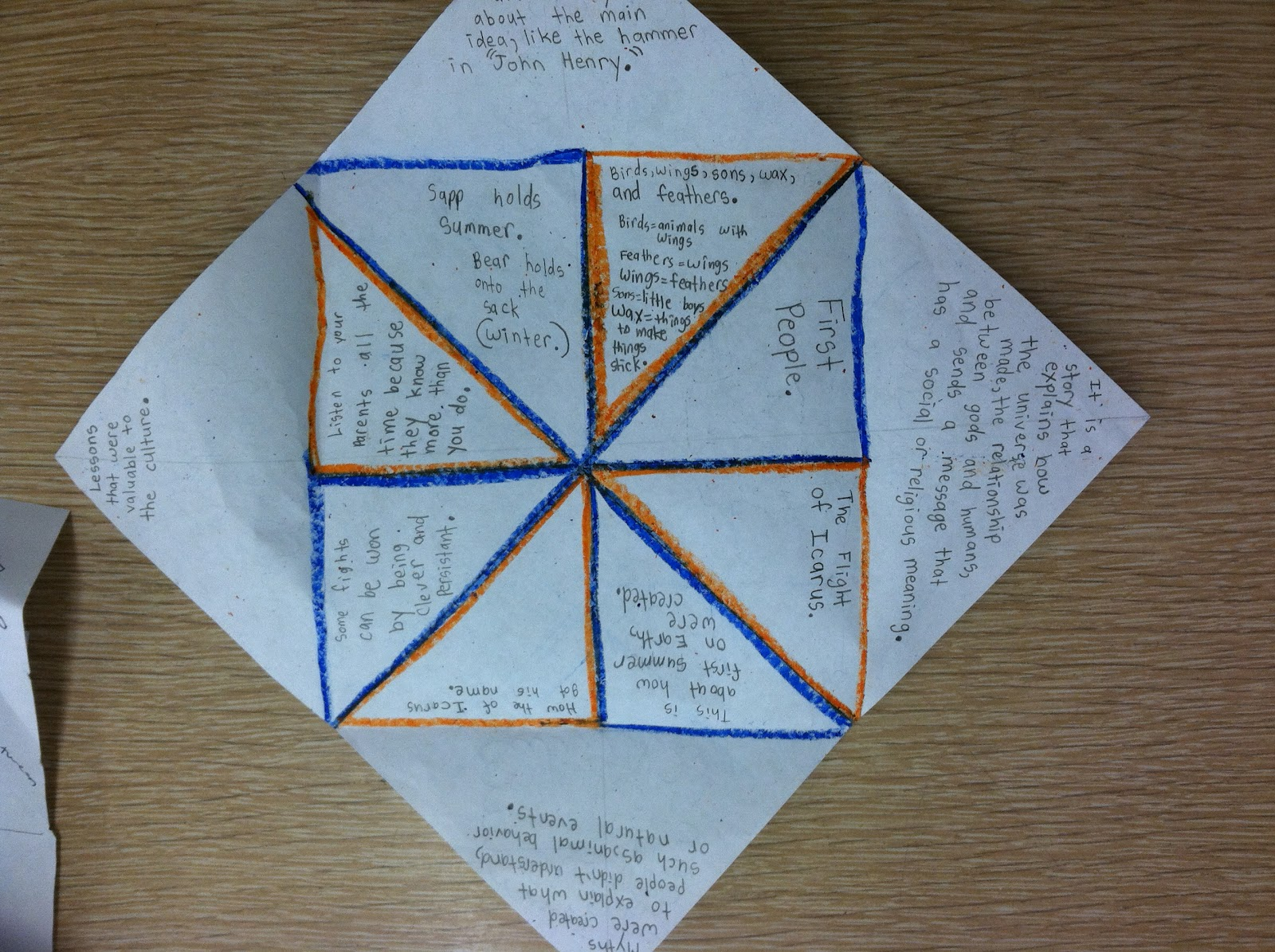 foldables how amazing are they teaching in room 6