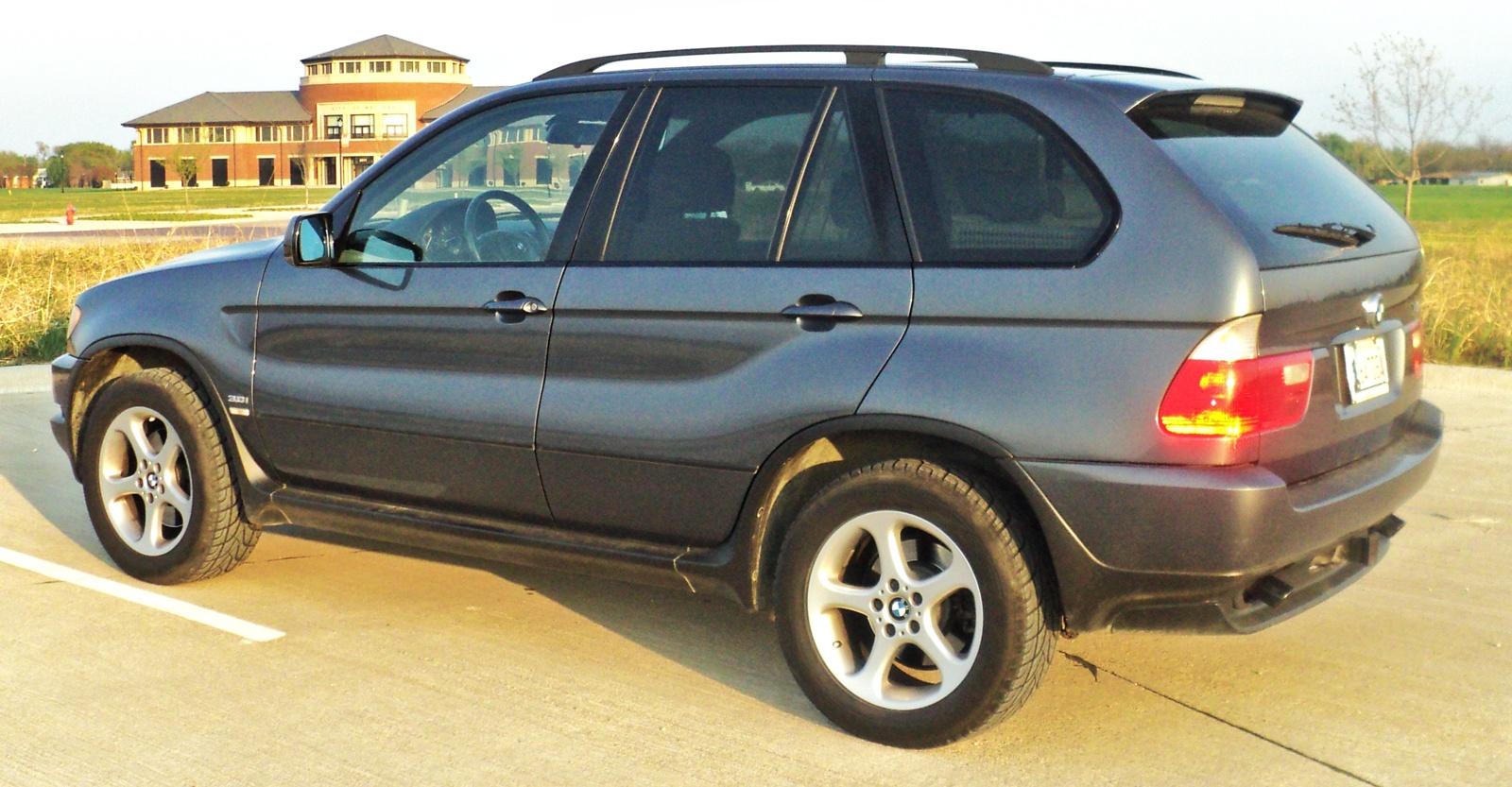 B Amp C Sales 2003 BMW X5 30i