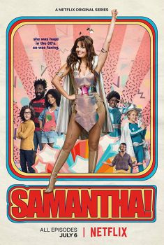 Samantha! 1ª Temporada Torrent - WEB-DL 720p/1080p Nacional