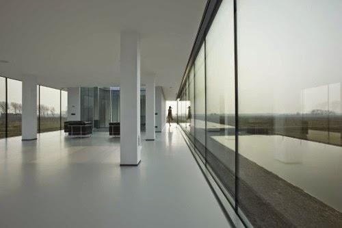 Πολυτελής Βίλα Kogelhof από τον Paul de Ruiter Architects