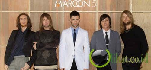Maroon 5 (256 Miliar Rupiah)