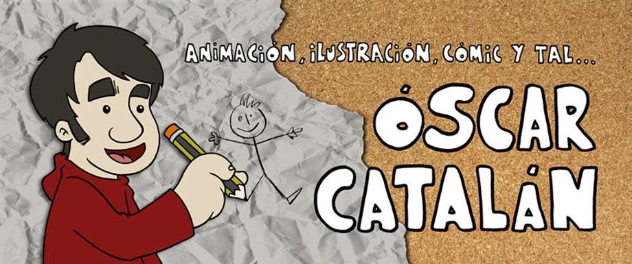 óscar catalán
