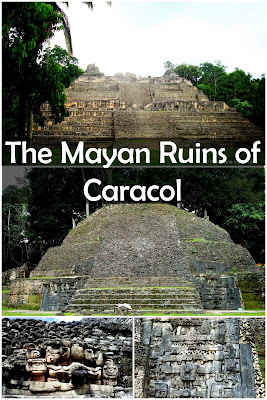 Travel the World: Spend a day visiting Caracol, Belize's largest Mayan site, with a side trip to the Rio On Pools.