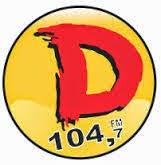 ouvir a Rádio Dinâmica FM 104,7 Santa Fé do Sul SP