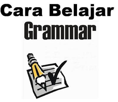 cara jitu belajar grammar