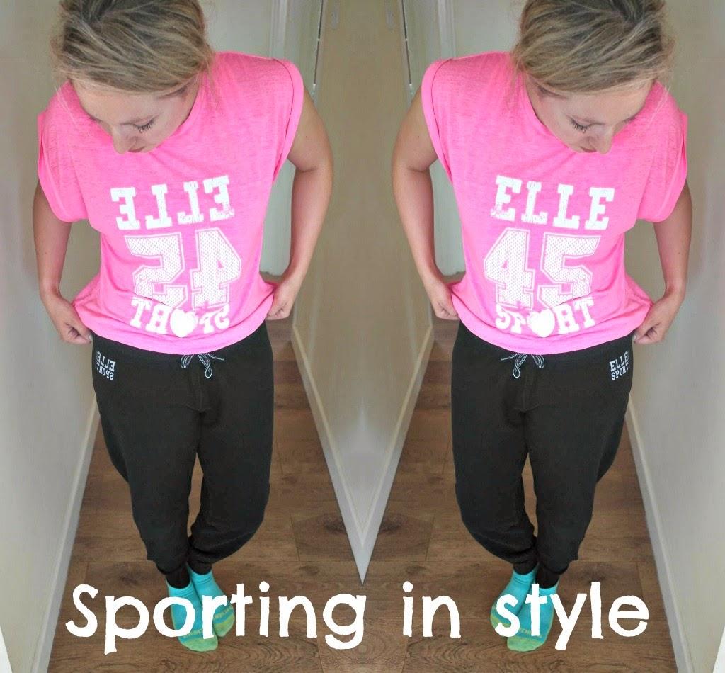 elle sport F&F