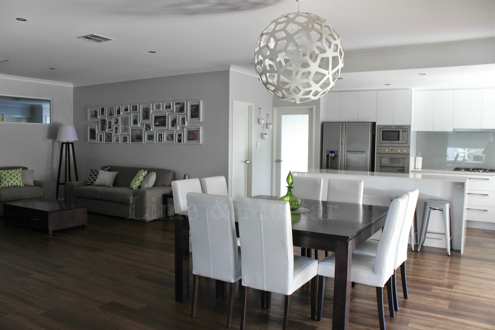 You Can See How Each Room Joins Into This Space Including A Sneak Peek Of My Dream Kitchen Post To Come Soon