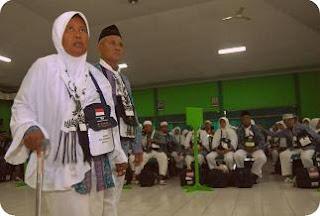 Jamaah Calon Haji asal Papua Barat Tunda Keberangkatan
