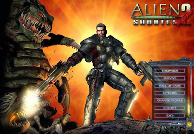 game gratis alien shooter 2