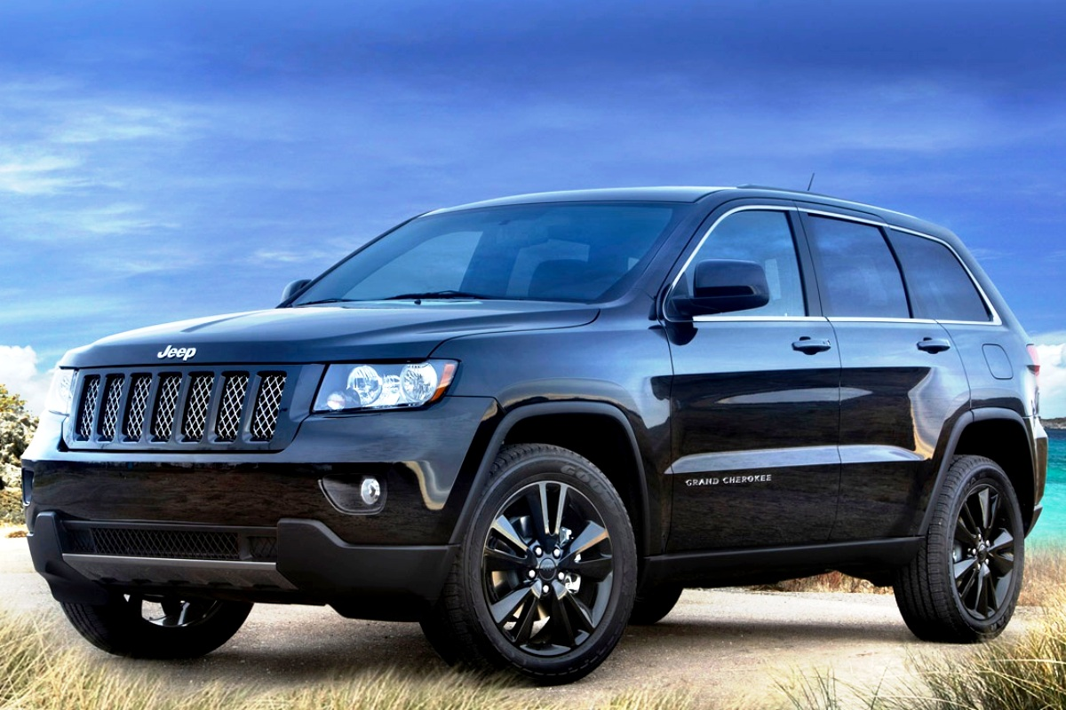 Jeep Cherokee SRT8 Hyun Black Edition