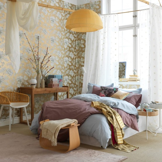 Here Is An Example Images For Asian Inspired Bedroom Decor. Finally The  Bedroom Should Never Look Cluttered Or Messy As This Exerts A Bad Impact On  Your ...