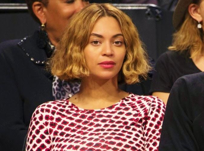 BUZZ :  Pourquoi Beyoncé semblait bizarre au match des Brooklyn Nets ?